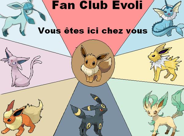 Tous savoir sur evolie - Famille evoli pokemon ...